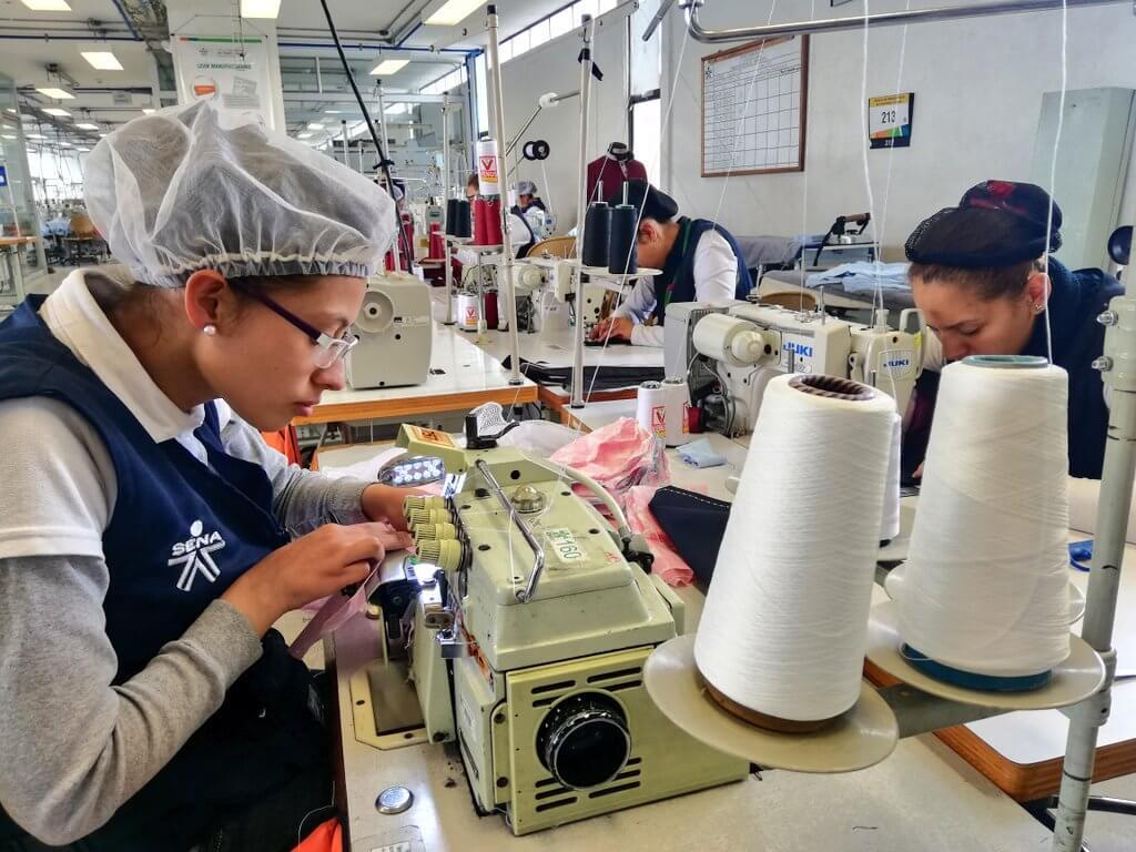 Industria Textil y Confección